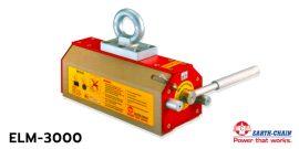 ELM-3000 แม่เหล็กยกชิ้นงาน – Lifting Magnet (3000KG)