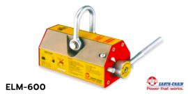 ELM-600 แม่เหล็กยกชิ้นงาน – Lifting Magnet (600KG)