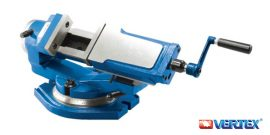 Universal Tilting Hydraulic Machine Vise