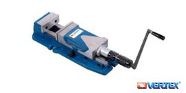 Hydraulic Machine Vise (Hydro+Mechanical) Power Build Out Type
