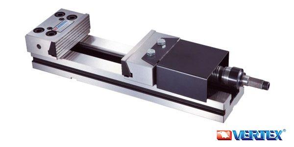 Modular Precision Hydraulic Machine Vise