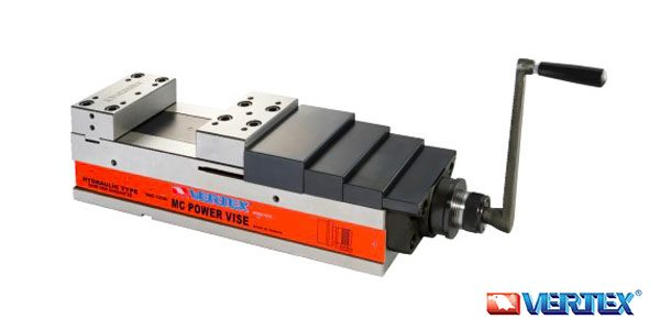 MC Power Vise Hydraulic Type