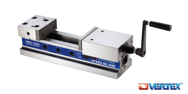 NC Hydro Machine Vices