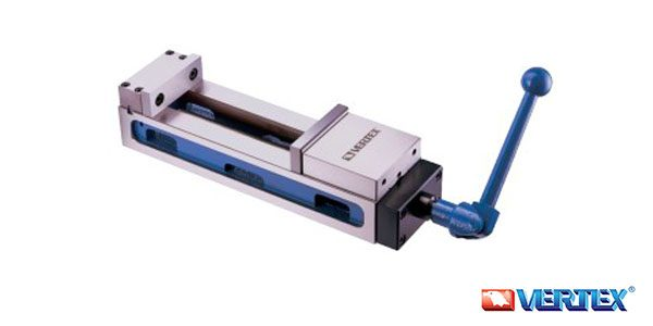 Super Open Ang-Fixed Machine Vise